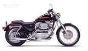 Thumbnail HARLEY DAVIDSON SPORTSTER XL 2004-2006 BIKE REPAIR MANUAL