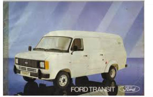 Product picture FORD TRANSIT 1978-1986 REPAIR WORKSHOP SERVICE MANUAL