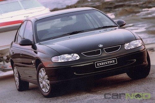 Product picture HOLDEN COMMODORE VT SERIES 1997-2000 Workshop Repair manual